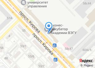 Компания «Пельменика» на карте