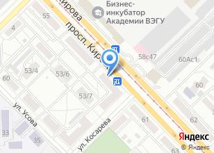 Компания «Мебель-Град» на карте