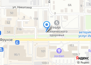 Компания «RED Талия» на карте