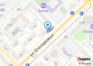 Компания «Люстра Чижевского» на карте