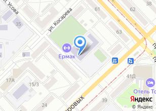 Компания «Средняя общеобразовательная школа №50» на карте