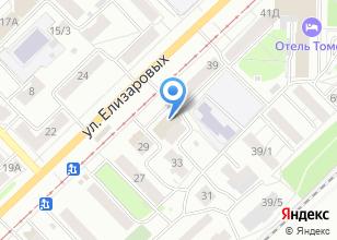 Компания «СВК» на карте