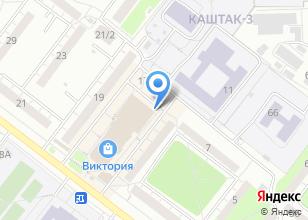 Компания «Gala-оптика» на карте
