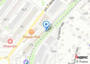 Компания «Альянс Сервис» на карте
