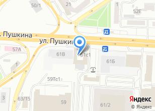 Компания «Sante» на карте