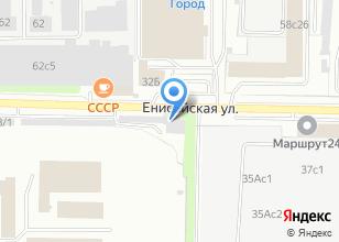 Компания «VneDoroG» на карте