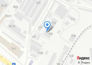 Компания «АКПП Транс Сервис» на карте