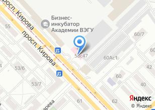 Компания «Лечебно-диагностический центр» на карте