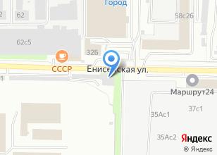 Компания «Автовал» на карте