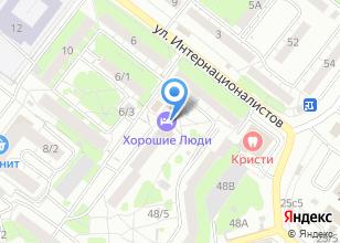 Компания «АСУМАТИКА» на карте