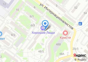 Компания «ЛИК Технолоджи» на карте