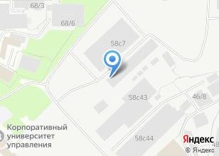 Компания «Дизель-контроль» на карте