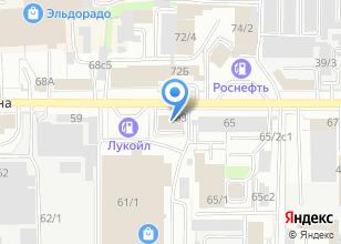 Компания «Принтер-Сервис» на карте