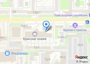 Компания «Optimuskit» на карте
