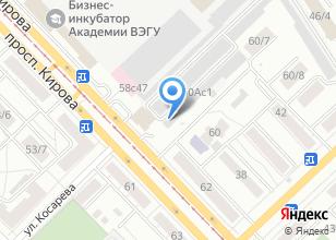 Компания «Контракт-авто» на карте