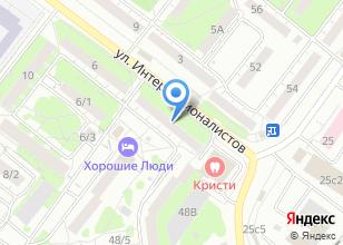Компания «Мастерская по ремонту швейных машин и оверлоков» на карте