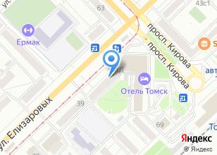 Компания «Первая социальная аптека» на карте