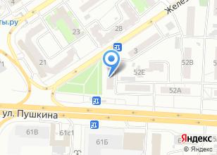 Компания «Гардеробная комната» на карте