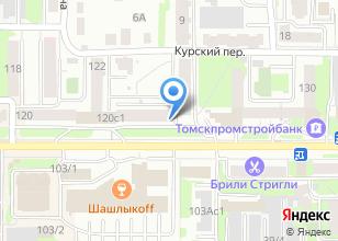 Компания «Рис» на карте
