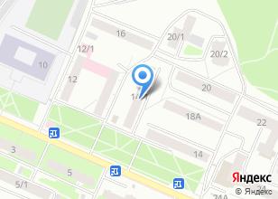 Компания «Жилищная компания Томского района» на карте
