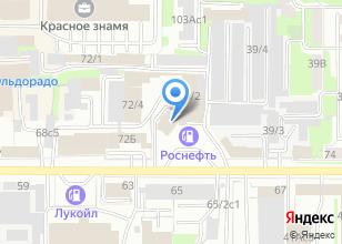 Компания «ЭТИС-сервис» на карте