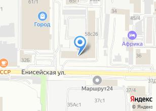 Компания «ДоК-Авто» на карте