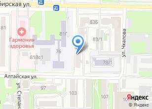 Компания «Сюжет» на карте