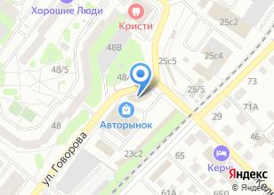 Компания «Лада-тюнинг» на карте