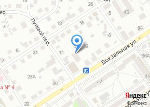 Компания «Авто стоп» на карте