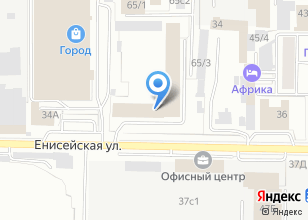 Компания «СЭЙВ ЭНЕРДЖИ ГРУПП» на карте