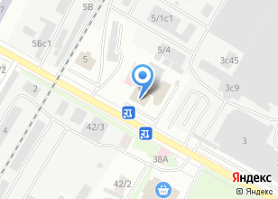 Компания «АВТОАРСЕНАЛ-Т» на карте