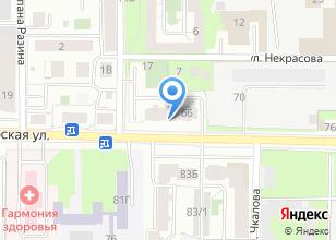 Компания «Beauty workshop» на карте