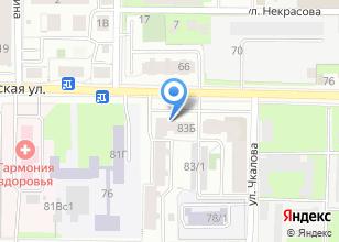 Компания «Св-Тур» на карте