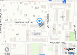 Компания «Леди Шарм» на карте