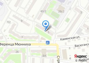 Компания «Дельфин магазин пультов» на карте