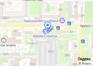 Компания «SibTune» на карте
