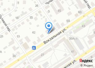 Компания «Autostar» на карте