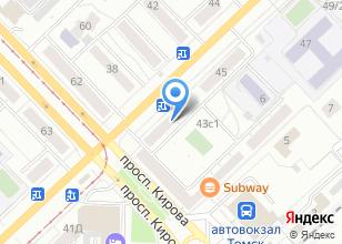 Компания «Леди Босс» на карте