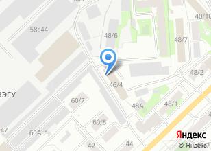 Компания «Медико-криминалистическая лаборатория Управления МВД России по Томской области» на карте
