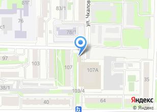 Компания «Карандаш торговый дом» на карте