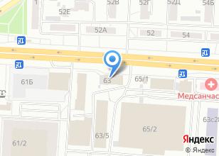 Компания «МЕТАЛЛ МЕБЕЛЬ» на карте