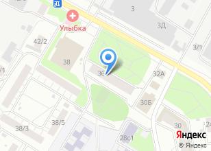 Компания «Эстель Томск Студия» на карте