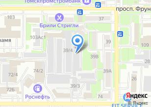 Компания «LADA» на карте