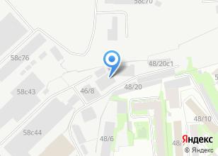 Компания «Экспресс Принт Сервис» на карте