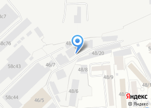 Компания «Академия комфорта» на карте