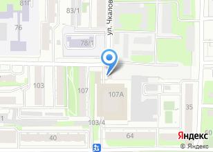 Компания «ТК Рион» на карте