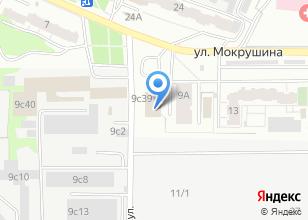 Компания «Шик интерьер» на карте