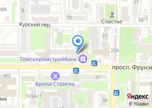 Компания «Elit Decor» на карте