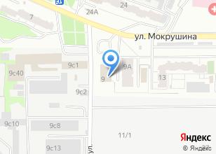Компания «BOB-BEAN» на карте