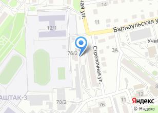 Компания «Студия автодетейлинга» на карте